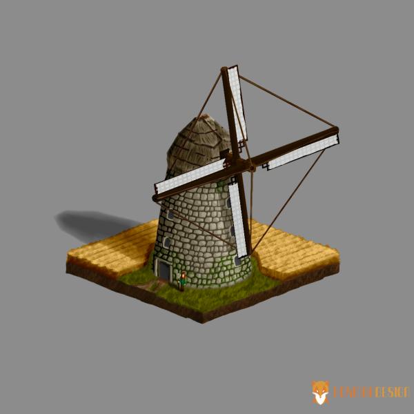 'Guardian' - Windmill