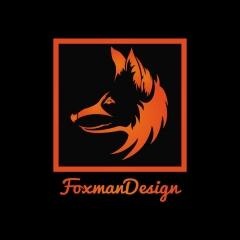 Project-FoxmanDesign-Logo-v2-Background