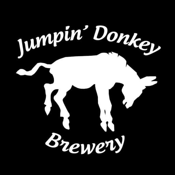 Jumpin\' Donkey Brewery Logo
