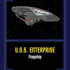 Star-Trek-Planet-Defense-Playing-Cards-U.S.S.-Enterprise